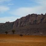 Das Antiatlas Gebirge auf dem Landausflug von TUI