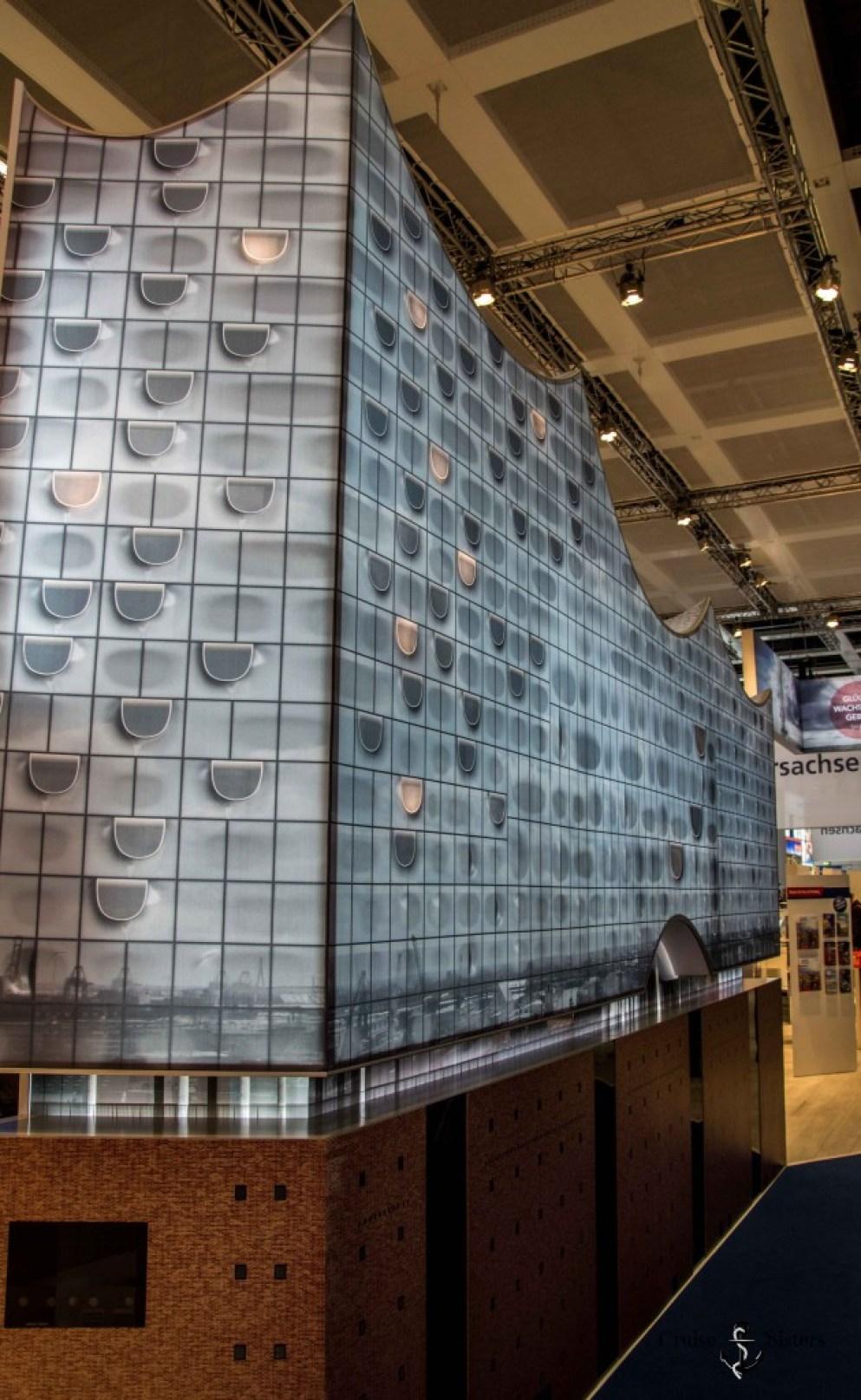 Hamburger Philharmonie auf der ITB 2016 in Berlin