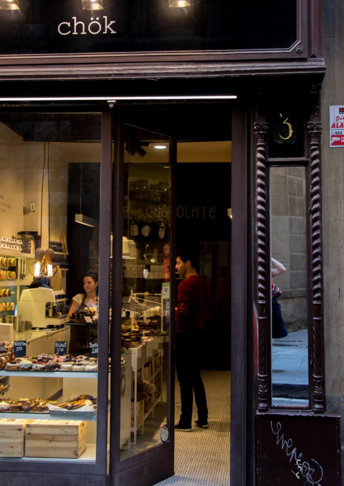 Café Chök in Barcelona