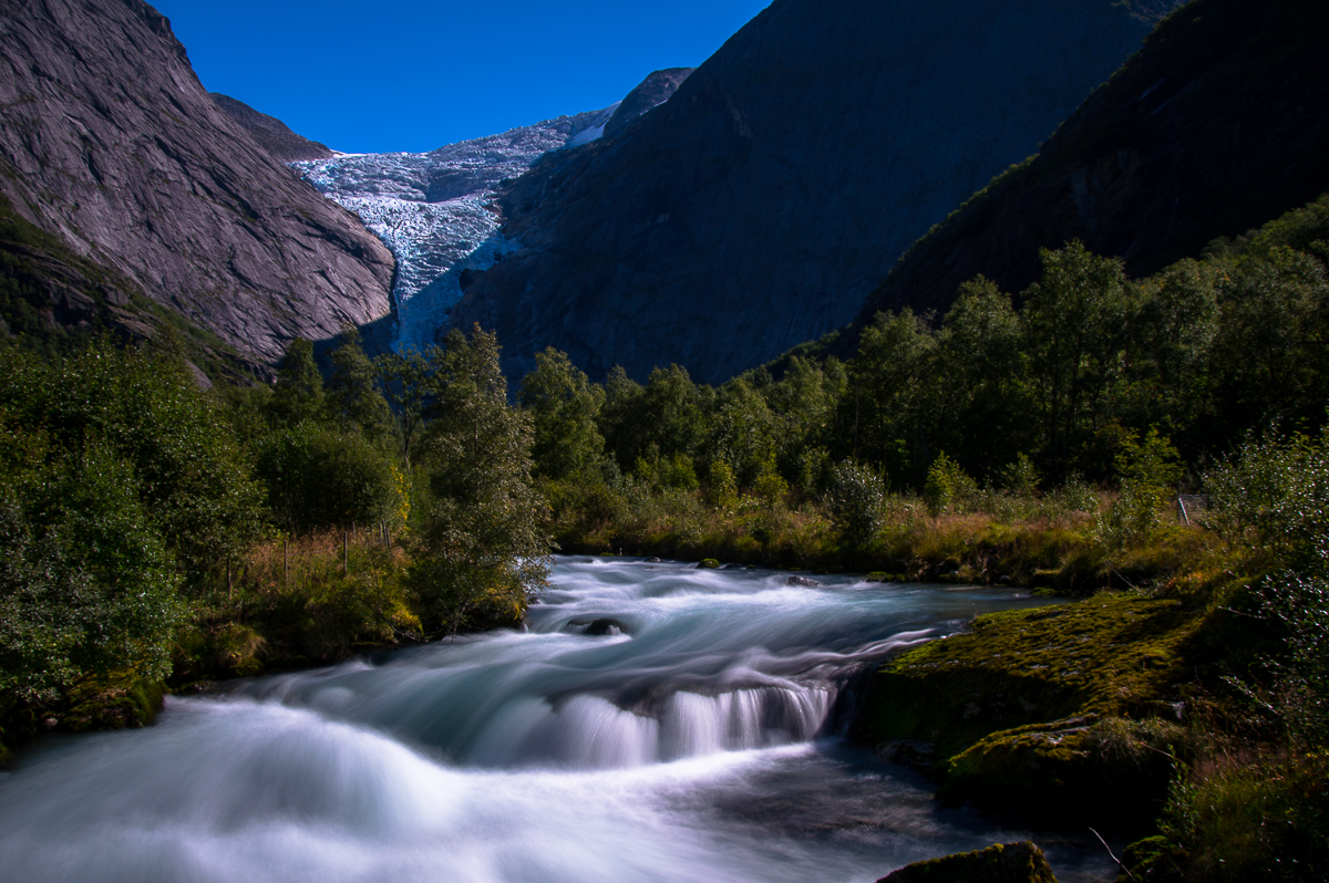 briksdal-glacier-river-norway
