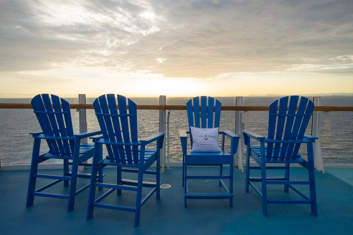 Seats aboard the Harmony of the Seas