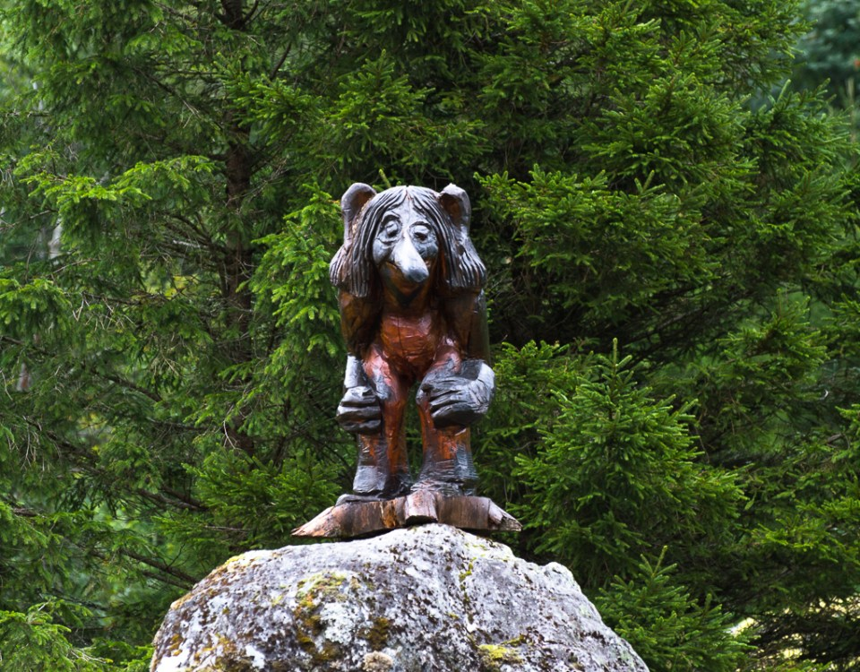Troll in Norway