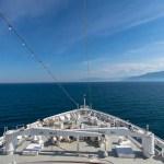 TOP 10 Aktivitäten an Bord der MS EUROPA 2