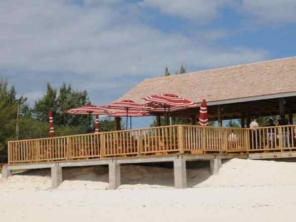 The Bahamas Adventures Beach Club is located in Freeport, Bahamas and is offered by Carnival and other majore cruise lines as a Shore Excursion.