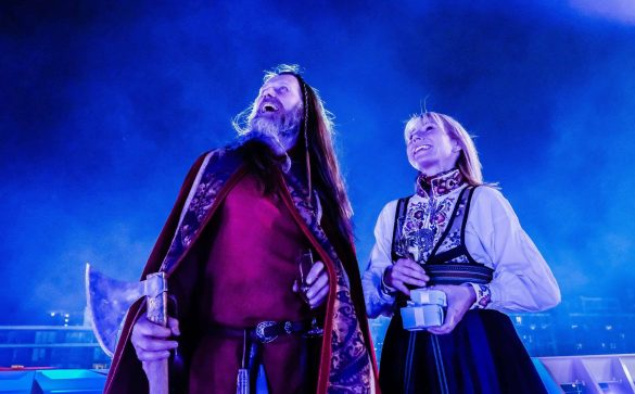 Viking Sea Christening Ceremony - Photo Gallery | 8