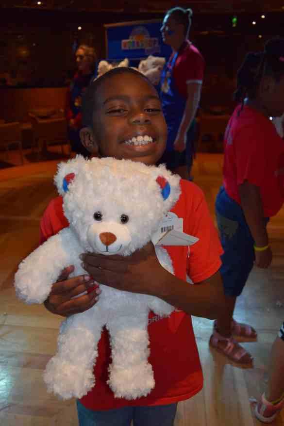 Carnival Cruise Line Hosts Build-A-Bear Day Of Fun Aboard Carnival Magic