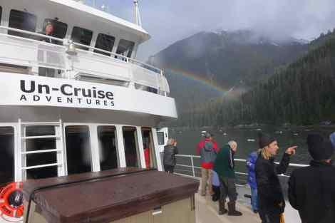 UnCruise Adventures Wilderness Explorer in Alaska