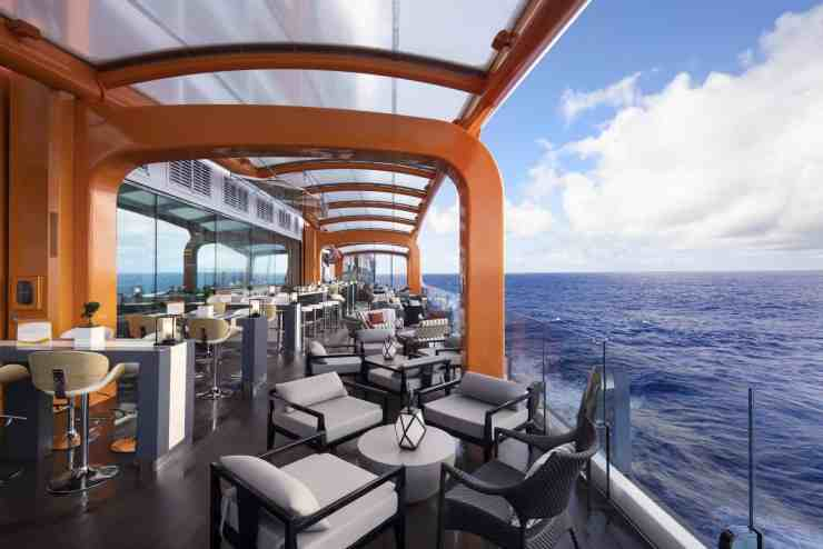 Magic Carpet aboard Celebrity EDGE