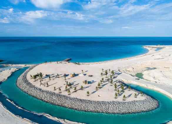 Ocean Cay MSC Marine Reserve. Photo by Conrad Schutt —