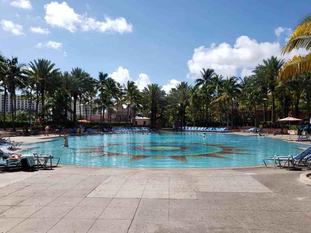 Atlantis Poolside
