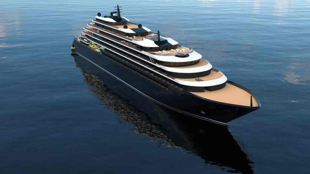 Ritz Carlton Yacht Collection Azora