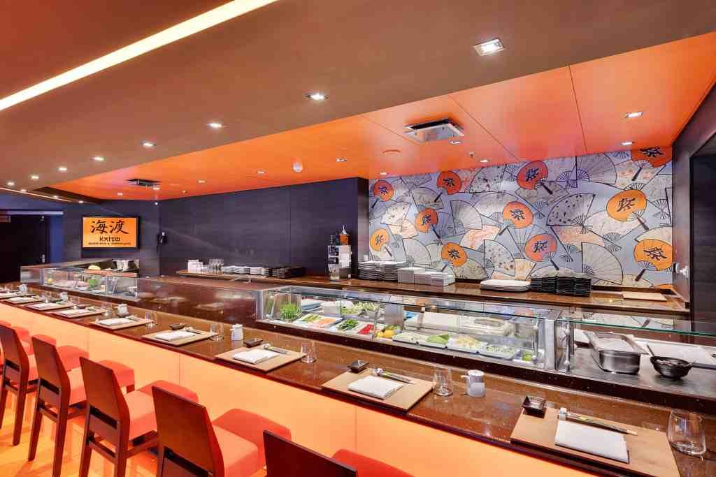 Kaito Teppanyaki and Sushi Bar