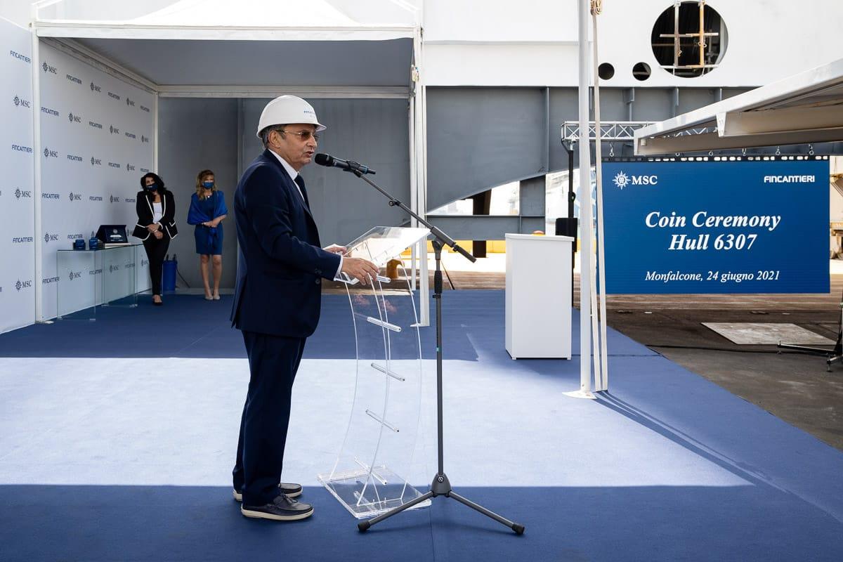 MSC Cruises Names Second Seaside EVO Ship, MSC Seascape | 23