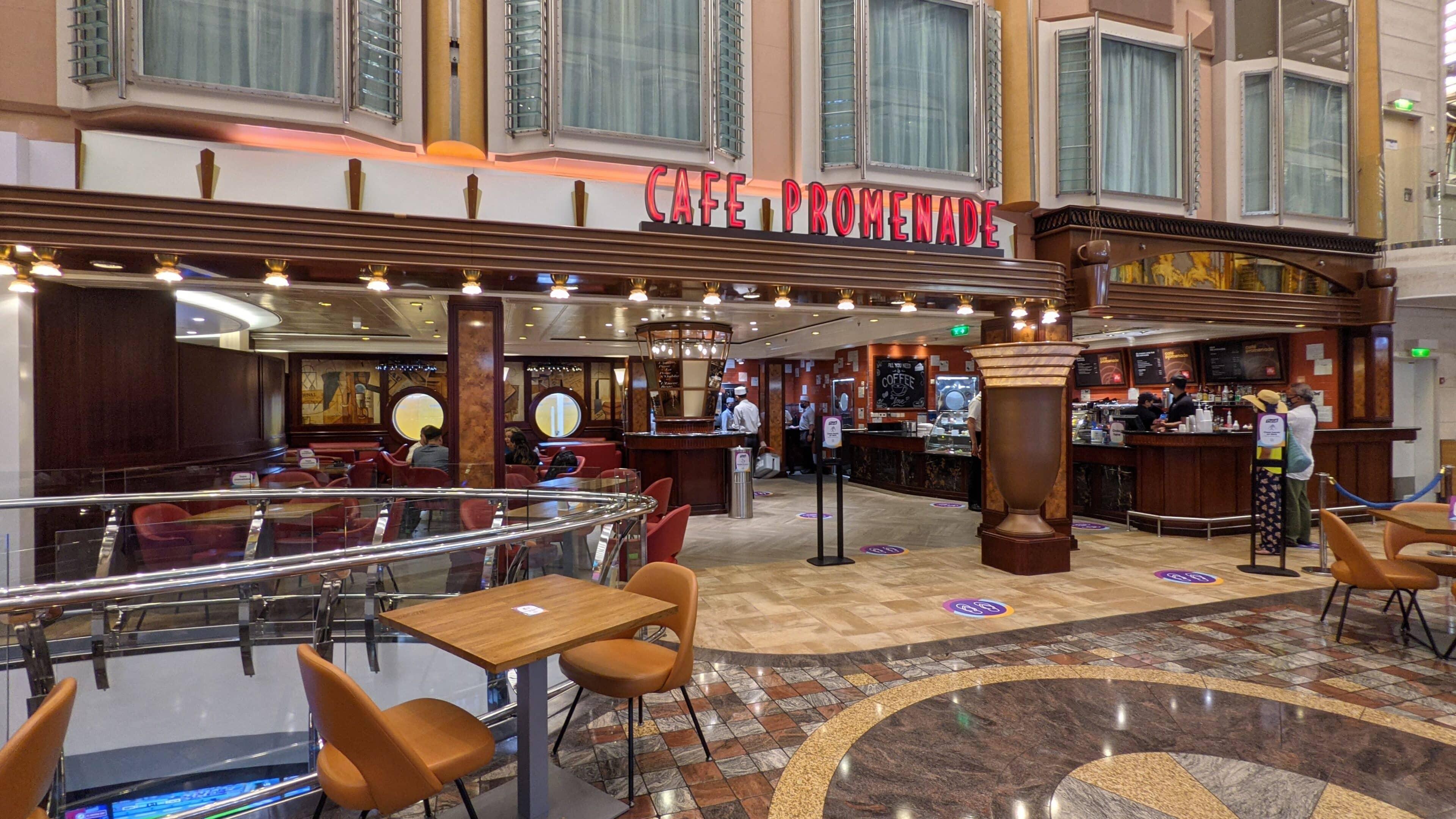Cafe Promenade