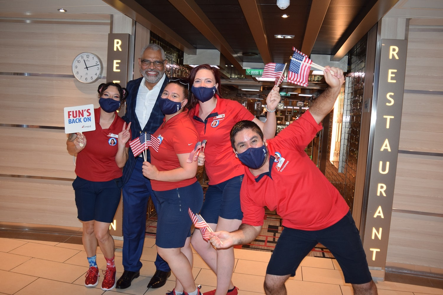 Carnival Cruise Line Returns To Guest Operations From PortMiami | 28