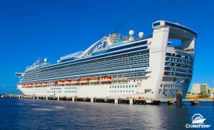 Princess Cruise Ship Receiving Seven New Dining Options