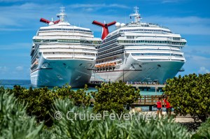 Another Carnival Cruise Ship Lands Perfect 100 Health Score During Inspection