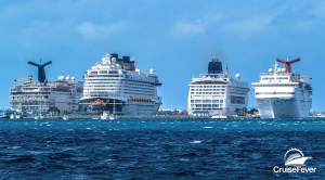 Why One-Third of Cruise Passengers Stay on the Ship