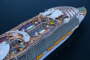 Royal Caribbean Giving Thrill Seekers a Trip Around the World