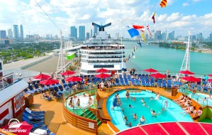 Carnival Cruise Line's 48 Cruise Sale, Cruises from $60 Per Day