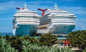 Carnival Cruise Line Reduces Deposits to $79