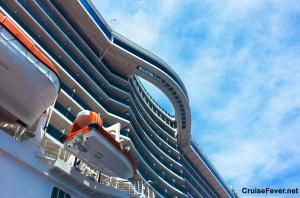 15 Awesome Features Found on the Lido Decks of Cruise Ships