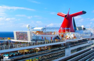 Carnival Cruise Line Offering Free Cruise Upgrades and 50% Deposits