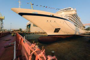 Viking Spirit Of Exploration Floats Fifth Ship