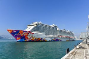 Dream Cruises' Celebrates Arrival Of Second New Ship, World Dream