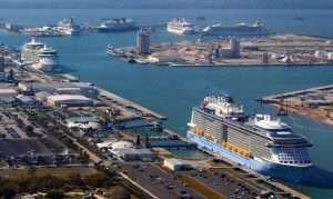 Port Canaveral Posts Record Number of Cruisers in 2017
