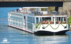 Viking River Cruises Voted Best River Cruise Line in 2017