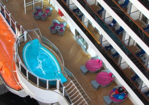 33 Cruise Ships Earned Perfect 100 Health Scores Over the Past 12 Months