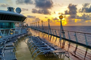 Best (And Easiest) Ways To Stay Fit On A Cruise