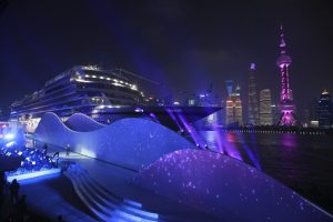 Viking Cruises Christens Newest Cruise Ship in Shanghai