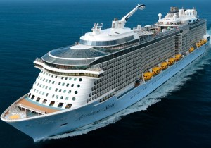 Cruise Ships Searching for Overboard Royal Caribbean Passenger