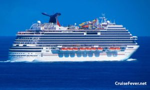 Carnival Cruise Ship Earns Perfect Health Score During Recent Inspection