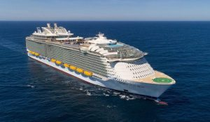 Cruise Lines Launch Their Biggest Cruise Ships Yet