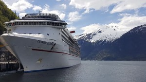 Carnival Cruise Ship Completes Renovation, Begins Cruises to Alaska
