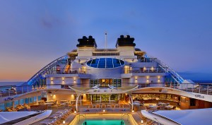 Carnival Launches Second of Four New Cruise Ships in 2018