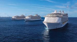 Royal Caribbean Receives Two New Awards