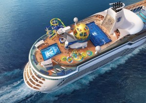 Ultimate Fitness Cruise to Set Sail on Royal Caribbean Cruise Ship