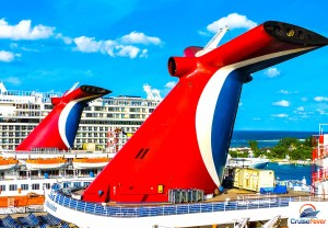 Updated Carnival Cruise Line's Cruise Ship Dry Dock Schedule and Upgrades