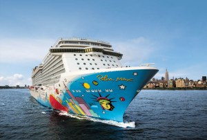 Norwegian Cruise Line Transforms Three Cruise Ships with New Upgrades