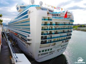 Princess Cruises Offering Free Cabin Upgrades, Free Gratuities, and Up to $200 in OBC
