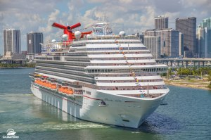 Carnival Cruise Line Giving Service Members Free Upgrades and Perks in November