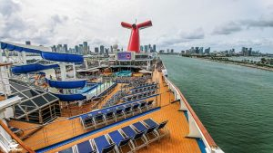 Carnival Cruise Line Opening New Complimentary Restaurant on Cruise Ship