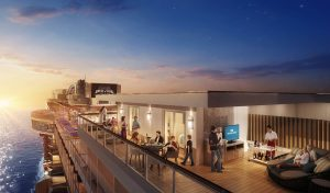 Princess Cruises Unveils Innovative Features on New Cruise Ship