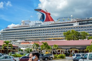 Carnival Cruise Line Offering $1 Upgrades on Cruises & 50% Deposits