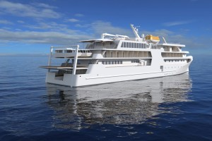Coral Expeditions Newbuilding