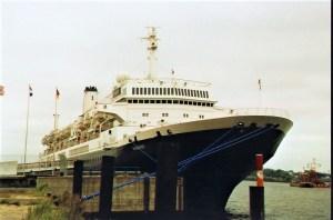 Noordam-300x198 MARELLA SPIRIT wird verschrottet